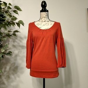 Talbots Long Sleeve Top